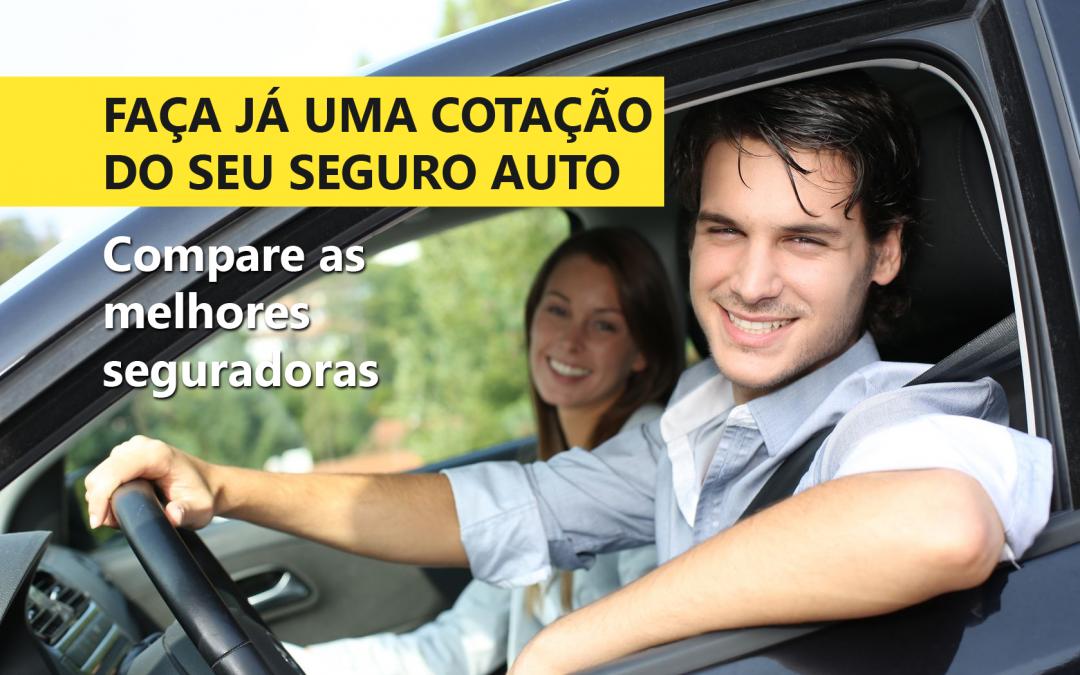 As seis melhores seguradoras de carro do Brasil disponíveis em Aracaju