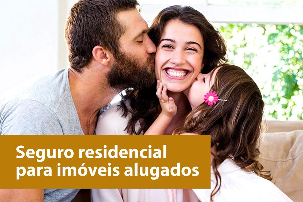 Seguro residencial para imóveis alugados