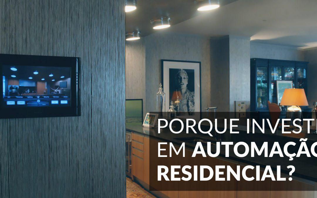 Automação Residencial: segurança e conforto