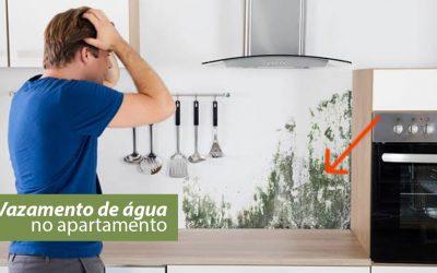 Vazamento de água no apartamento, de quem é a responsabilidade, do condomínio ou do morador?