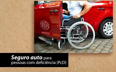 Seguro auto para pessoas com deficiência (PcD), veja como funciona