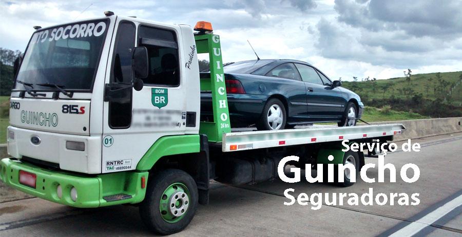 Guincho e Reboque em Aracaju. Confira telefones de sua seguradora na hora de pedir socorro