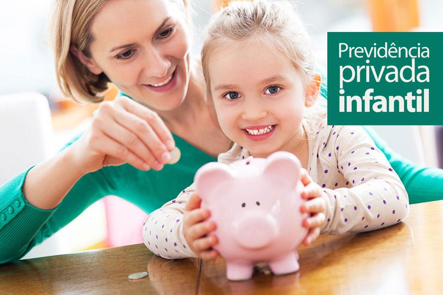Você investe no futuro do seu filho? Conheça a Previdência privada infantil.