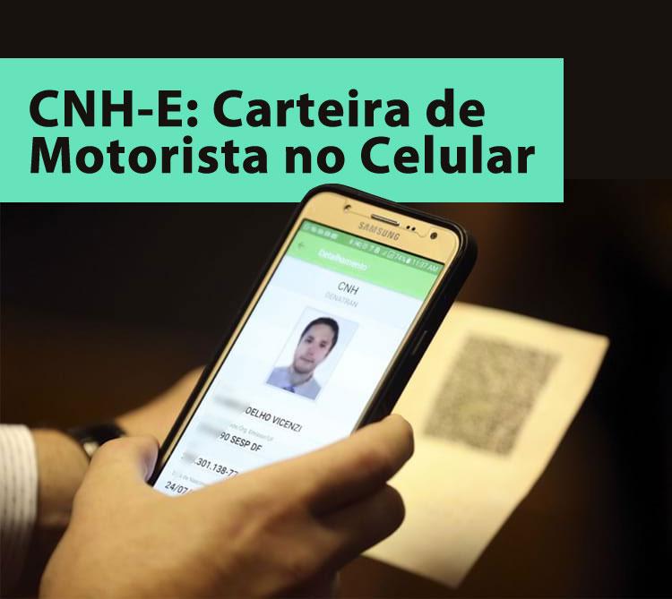 Brasil terá CNH-E (Habilitação Digital) até fevereiro de 2018