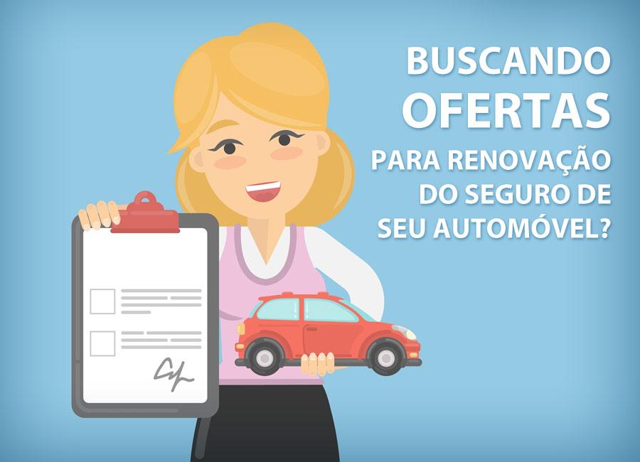 Precisa renovar seu seguro-auto?