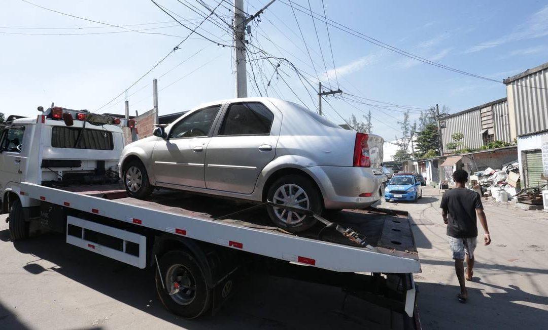 Jornal O Globo faz reportagem que mostra que milícias aliadas a cooperativas de seguros lucram com a recuperação de veículos roubados