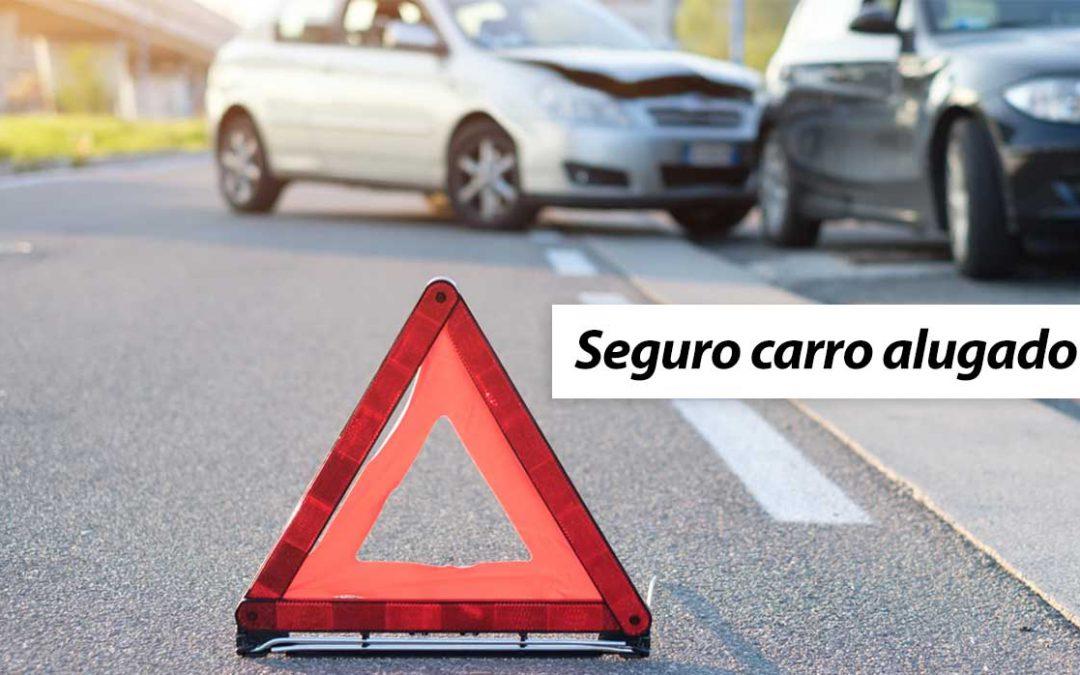 Carros alugados em locadoras já possuem seguro?