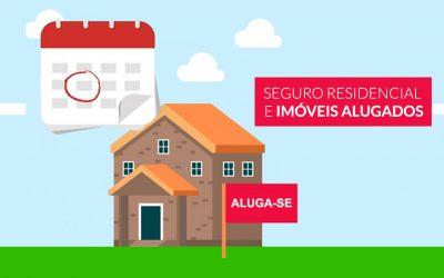 Seguro residencial oferece possibilidade de incluir imóveis alugados